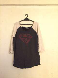 Superman sweatshirt