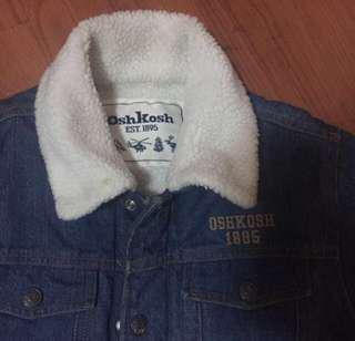 Osh Kosh Bigosh Denim Sweater