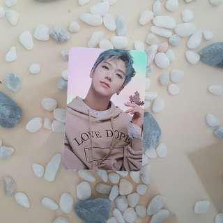 NCT Ten Holographic Photocard