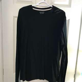 Black Banana republic long sleeve