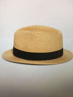 Te other stories straw hat