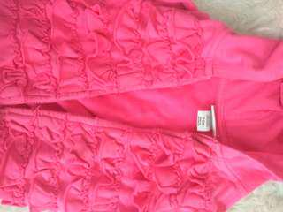 Jaket  1 tahun perempuan oshkosh