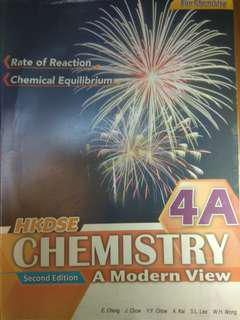 HKDSE Chemistry-A Modern View Book 4A