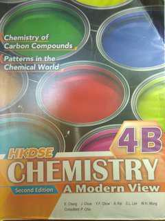 HKDSE Chemistry-A Modern View Book 4B