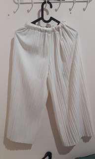 White Culotte