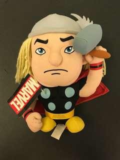 Marvel Thor Soft Toy 雷神 公仔