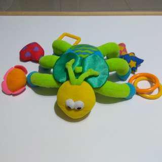 Lamaze baby toy spider