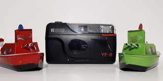Camera RICOH YF-8 Analog