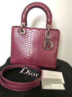 Pre-loved Christian Dior Limited Edition