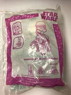 麥當勞 star wars 白兵