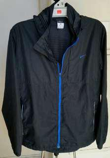 Nike Storm Fit Weather Proof Hooded Sport Jacket XL Gr8