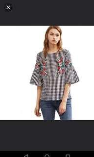 Brand new Zara Inspired Blouse
