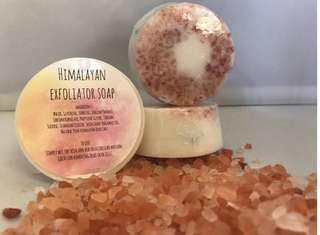 HIMALAYAN EXFOLIATOR SOAP BAR