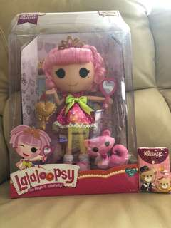 Lalaloopsy 甜美女孩