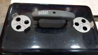Weber Portable Charcoal BBQ Grill for Sale - Used only Once!