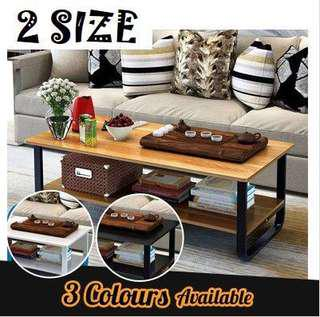Ready stocks Wooden Coffee Table