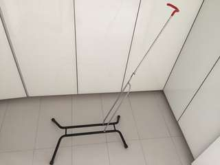 Bicycle stand rack