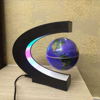 Magical Hovering Display Globe