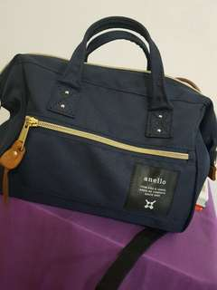 Anello 2 Way Mini Boston Bag Original