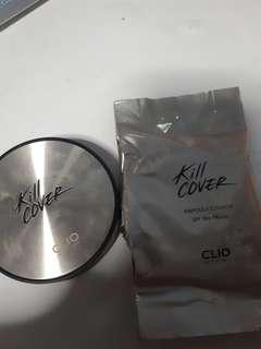 Clio kill cover cushion foundation 03 beige