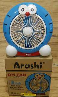 """Kipas Angin Meja Mini DM Fan Arashi 8"""""""