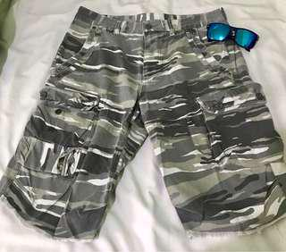 Authentic Armani Exchange Maong Shorts