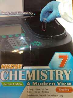 HKDSE Chemistry-A Modern View Book 7 (Analytical Chemistry)