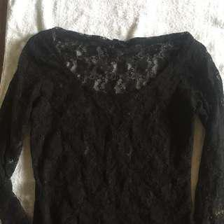 Laced H&M long sleeves