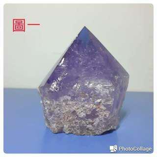 玻利維亞紫水晶柱,紫晶柱,送女友,原礦,紫骨幹,生日禮物,聚財,業務投資,磁場能量,靈修,漂亮,好看,招財