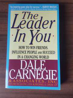 'The Leader In You' by Dale Carnegie