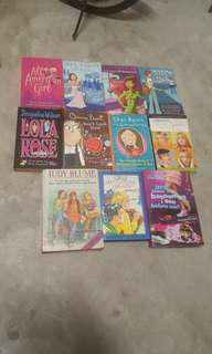 New box 4A also have boys books older children books upper primary & above improve English composition essay