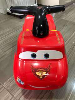 Lightning Mcqueen Ride On