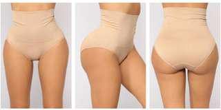 Fashion Nova Shaping Season Shapewear Panty - Nude
