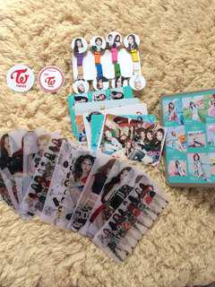 SALE!!!Twice KPOP storage box gift card from 300 to 100 pesos nalang!!!