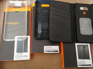 Flipcase LG G6 take all 100k