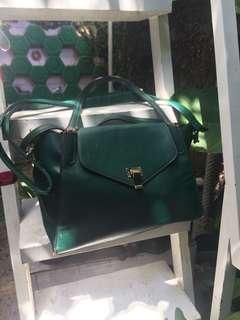 Tas hijau