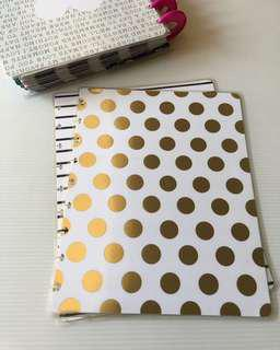 🚚 Happy Planner Cover