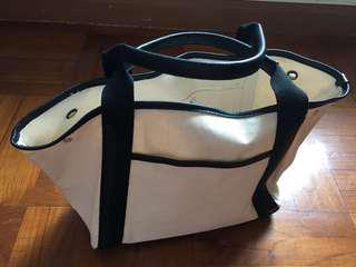 Global work 布tote bag