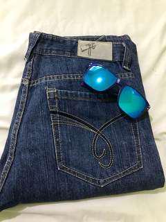 Hangten Denim jeans