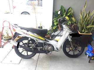 Yamaha ss two