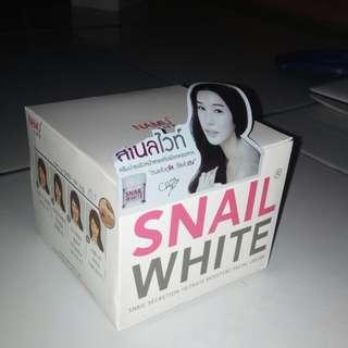 Snail white cream by namu original