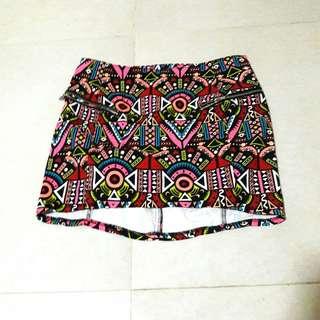 ✔️ H&M Retro Skirt