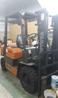 Forklift 2.5