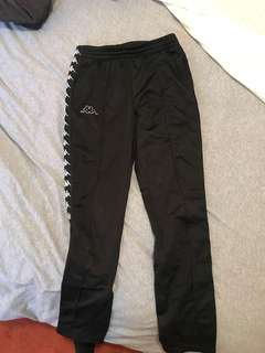 Men's kappa trackies size small