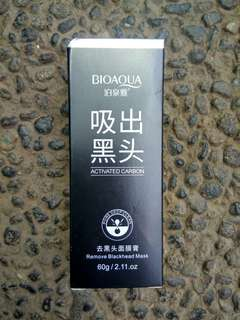 Black headmask bioaqua | masker peel off