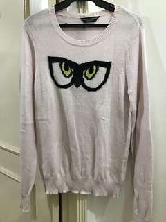REPRICED Dorothy Perkins Owl Light sweater