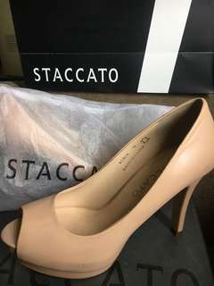 Staccato - Nude High Heels