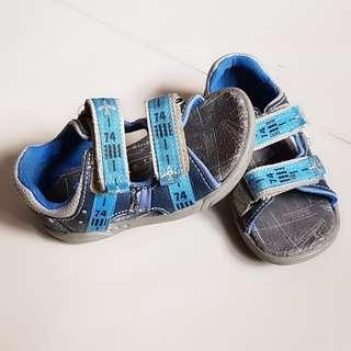 Clarks Jets sandals