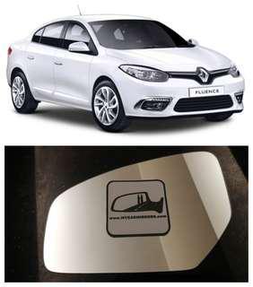 Renault Fluence Captur Megane side mirror all models and series
