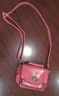Cute pink bag 😍